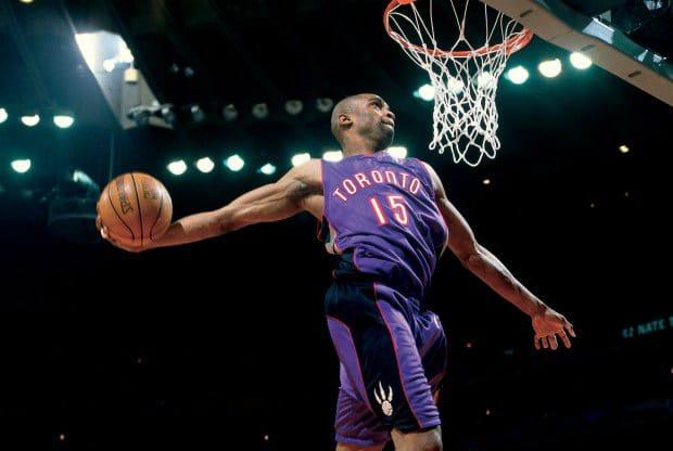 Vince Carter se retira de la NBA