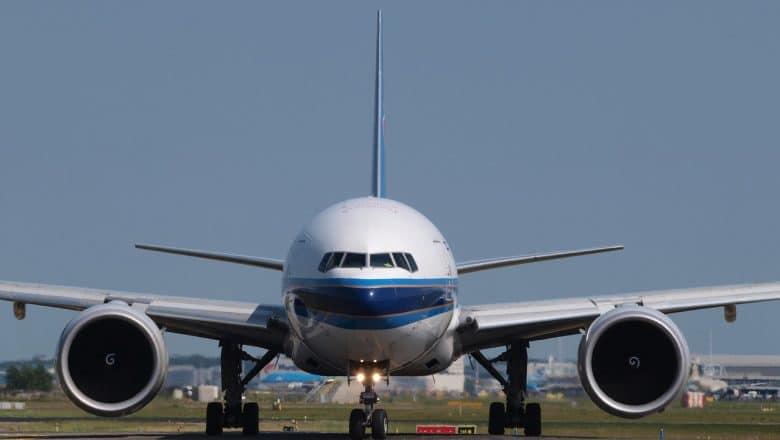 EE.UU. prohíbe vuelos aerolíneas chinas