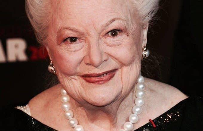 Fallece la actriz, Olivia de Havilland