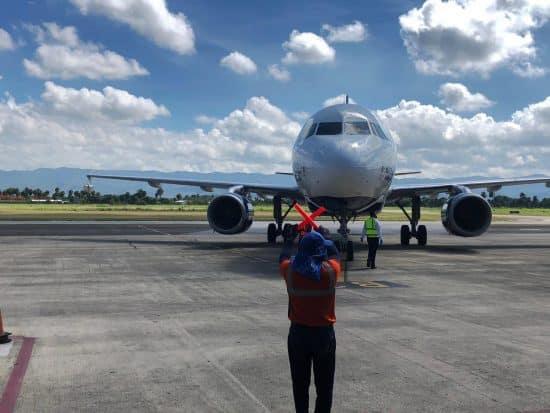 aeropuerto cibao vuelo