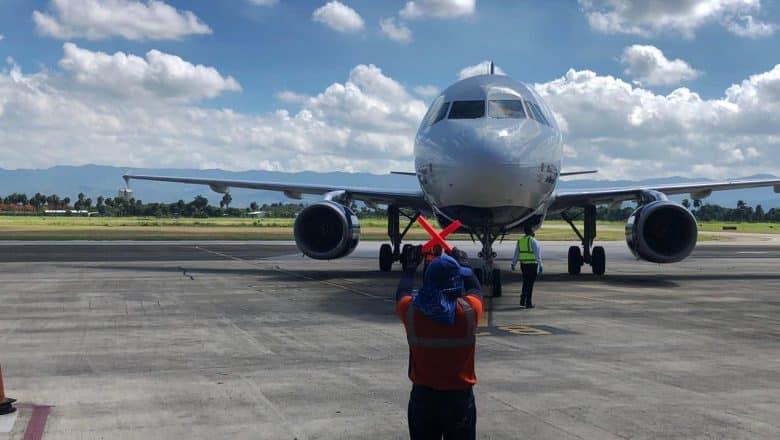 Aeropuerto Cibao reinicia operaciones