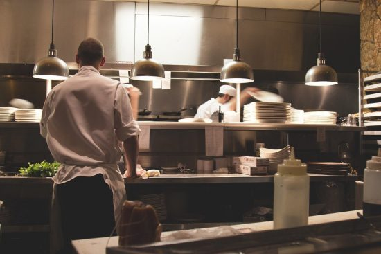 cocina restaurantes
