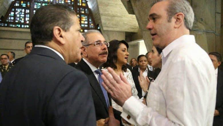 Danilo Medina y Luis Abinader se reunirán este miércoles
