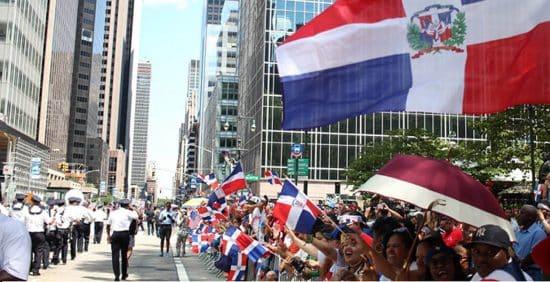 desfile en nueva york