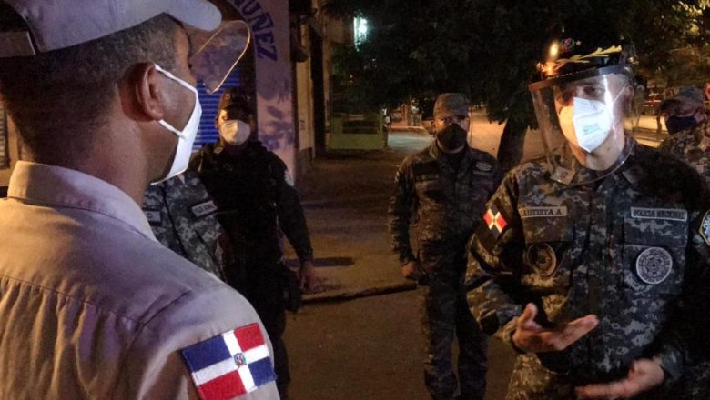 7 policías han muerto de covid-19 y 800 infectados por el virus