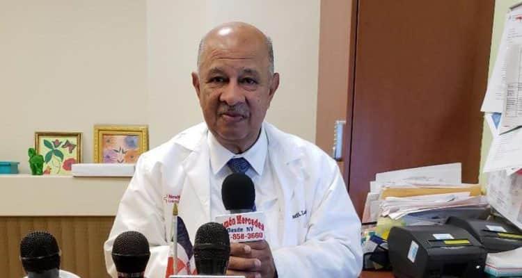 Médico dominicano NY llama comunidad vacunarse contra la influenza