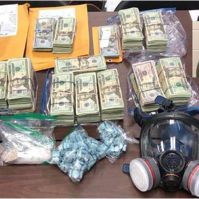 Dominicano y su novia traficaban drogas a gran escala en Pensilvania