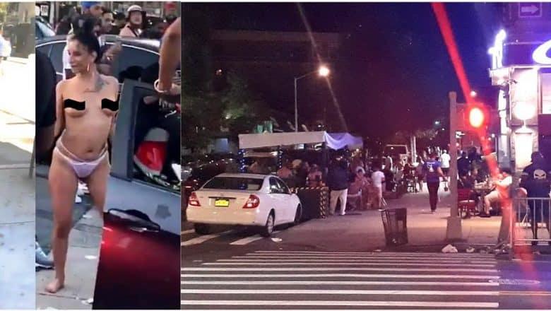 Dominicanos fuera de control en el Alto Manhattan