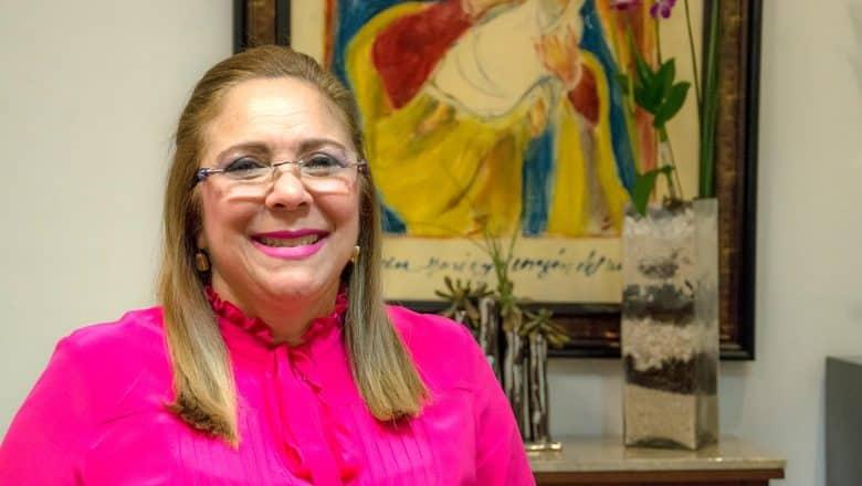 Iris Guaba informa que dio positivo a covid-19