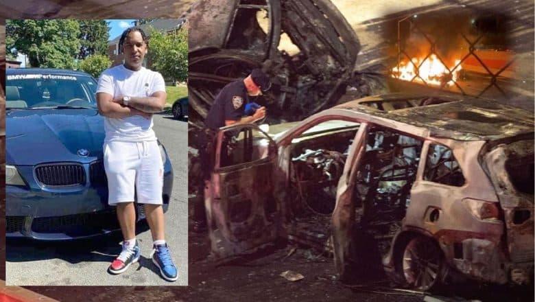 Dominicano y su novia mueren en accidente