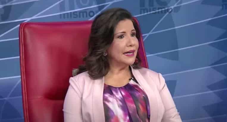 Margarita dice que hay sectores empecinados en sacar del poder al PLD