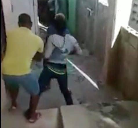 Mujer intentó matar recién nacido con un martillo