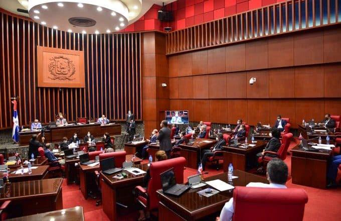 Senadores aprueban estado de emergencia por 45 días