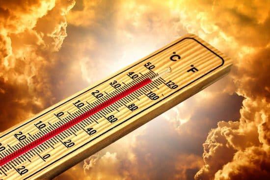 temperatura calor