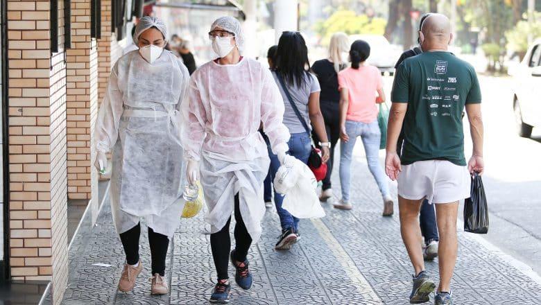 Brasil supera los 105.000 muertos