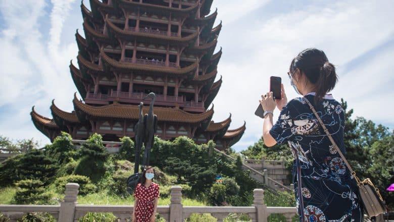 China es reconocida como uno de los países más seguros