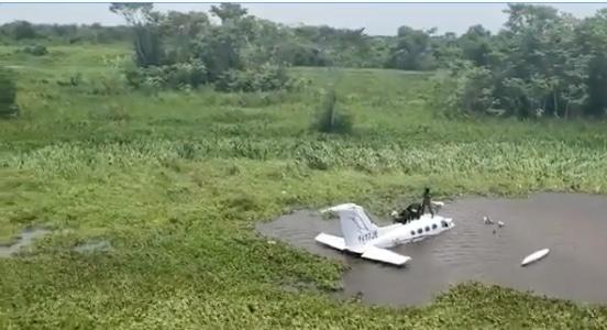 Localizan en Venezuela aeronave desaparecida en RD
