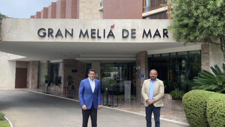 Collado se reúne en España con cadenas hoteleras