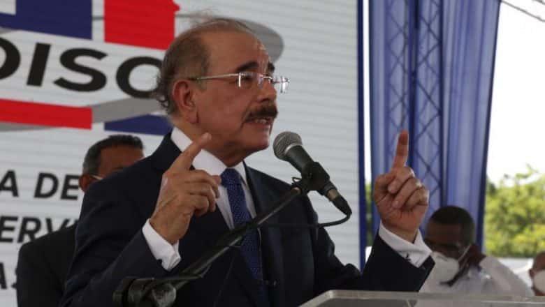 "Danilo Medina: ""Cumplí todo lo que prometí"""