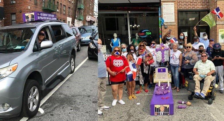 Entierran al PLD en el Alto Manhattan