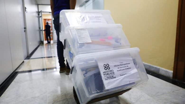 Procuraduría asume expedientes corrupción de la Fiscalía Distrito