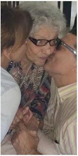 Fallece madre de Milagros Germán