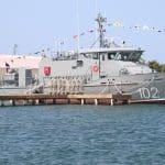 EE.UU. dona guardacosta a la Armada de la República