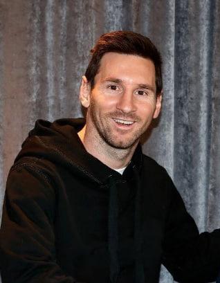 Fútbol: Messi ausente en cita para someterse a prueba de COVID-19