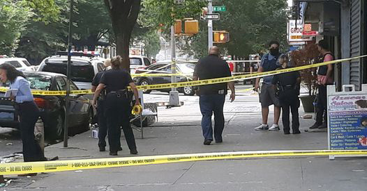 Siguen los tiroteos en Alto Manhattan