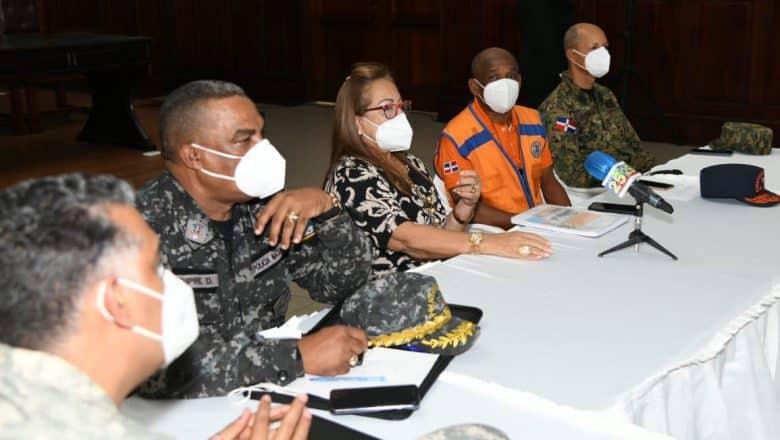 Activan organismos de socorro en Santiago por posibles efectos tormenta