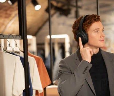 Sony anuncia auriculares inalámbricos con Noise Cancelling