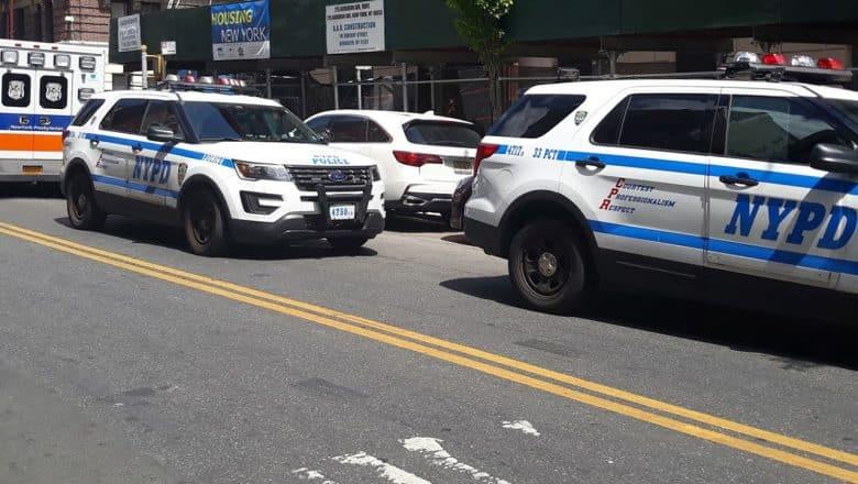 Alarma frente funeraria en El Bronx