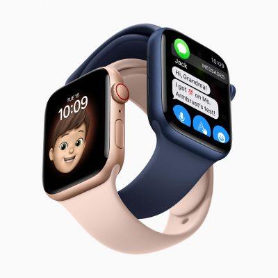Apple extiende la experiencia de Apple Watch a toda la familia