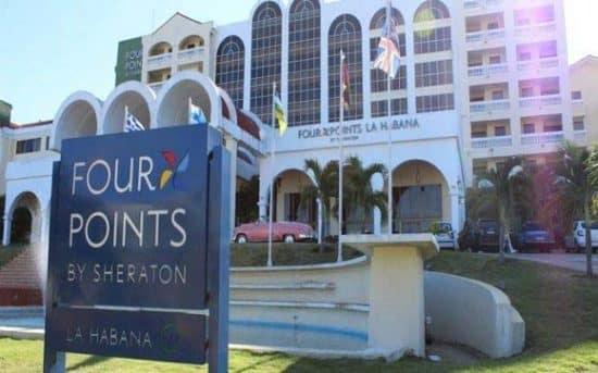 Cadena hotelera Marriott