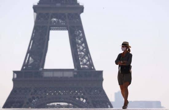 FRANCIA-PARIS-COVID-19