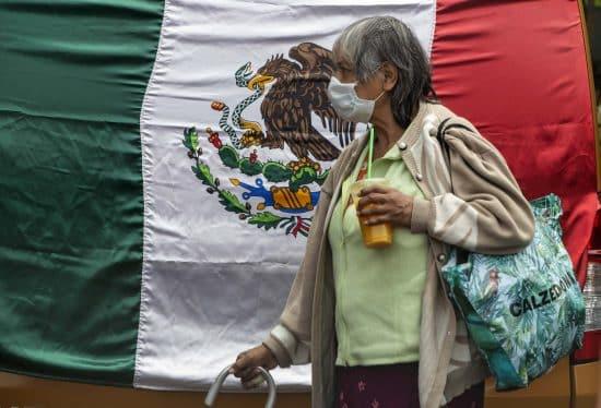 MEXICO-CIUDAD DE MEXICO-COVID-19