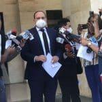 Colegio de Abogados solicita juicio político contra presidente Suprema