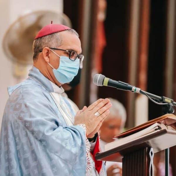 """Obispo de La Vega: Debe haber perdón """"pero impunidad jamás"""""""