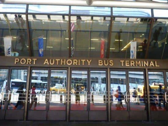 Port Authority-NY-covid-19