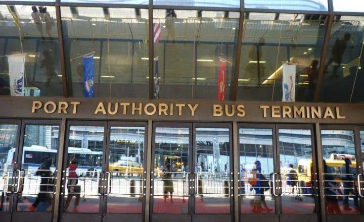 Inspeccionarán por Covid-19 pasajeros lleguen a Port Authority-NY
