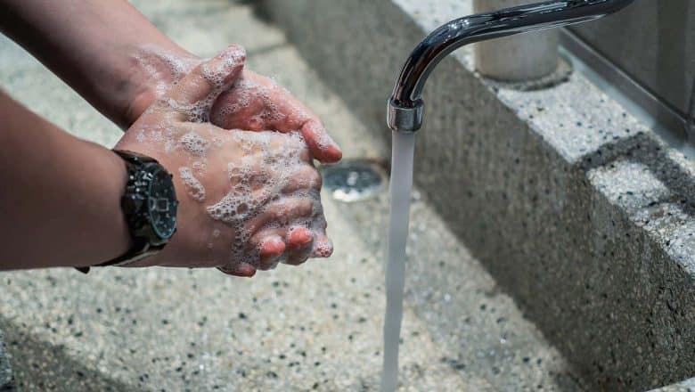 Menos alemanes siguen reglas de higiene