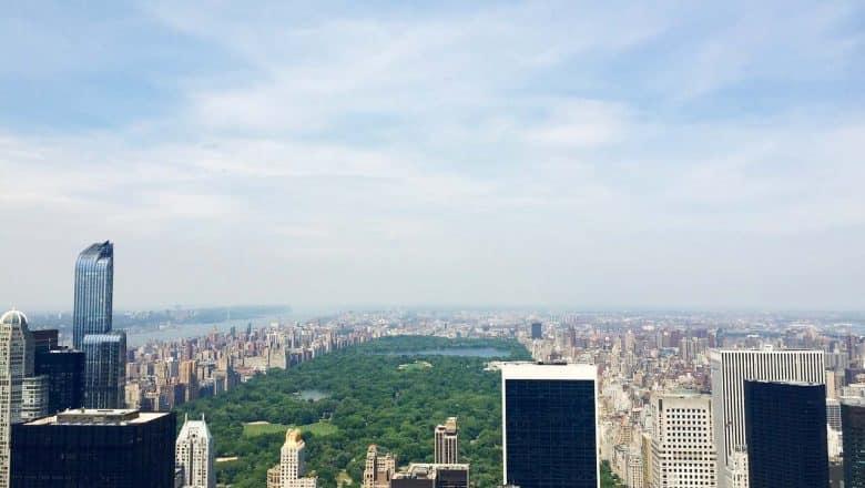 Engancha cadáver en lago del Central Park