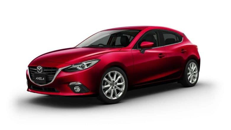 Changan Mazda llamará a revisión cerca de 30.000 vehículos