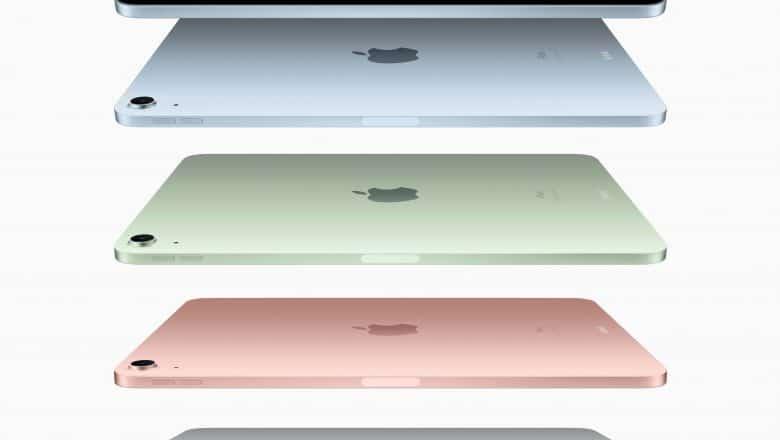 Apple presenta el nuevo iPad Air