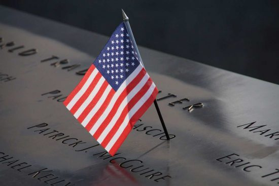 memorial 11 de septiembre nueva york