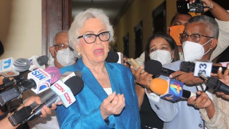 Ortiz Bosch insiste hay que investigar declaraciones de patrimonio