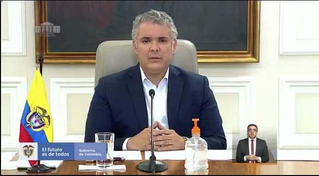 Iván Duque anuncia investigación de la muerte de todas las personas asesinadas en protestas
