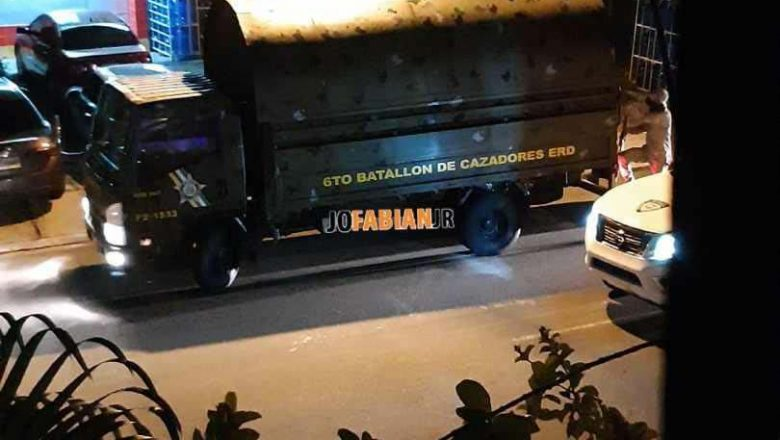 Al menos 3 policías heridos enfrentamiento a tiros Embrujo II