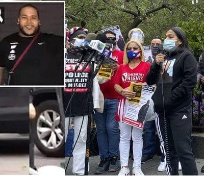 En El Bronx reclaman por muerte dominicano