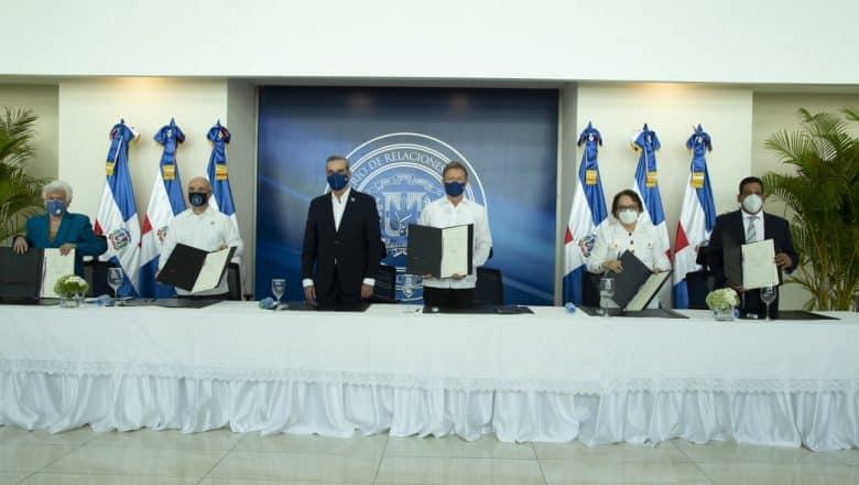 Gobierno acuerda con ONU fortalecer lucha anticorrupción